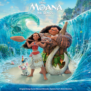 Moana (Songs Only) - Original Soundtrack