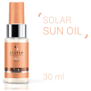 System Professional Solar Sun Oil 30ml