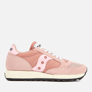 Saucony Women's Jazz Original Vintage Trainers - Pink