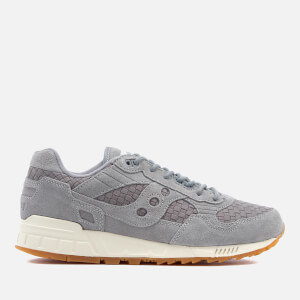Saucony Men's Premium Shadow 5000 HT/Weave Trainers - Grey