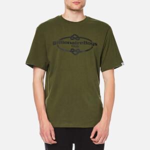 Billionaire Boys Club Men's Wealth Seeker T-Shirt - Olive