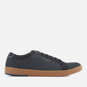 Ted Baker Men's Ternur Cupsole Trainers - Black/Multi