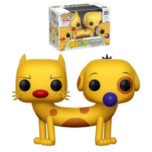 Nickelodeon Catdog Pop! Vinyl Figure