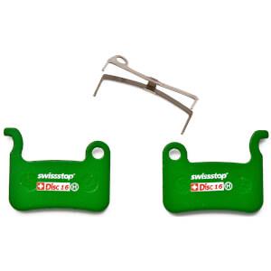 SwissStop D16 Organic Disc Brake Pads - Shimano XTR BR M965/M966