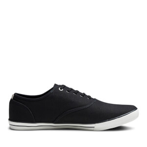 Chaussures Tennis en Toile Homme Scorpion Jack & Jones - Gris Anthracite: Image 1