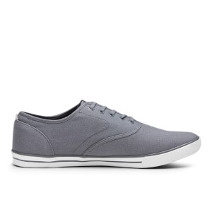 Jack & Jones Men's Scorpion Canvas Pumps - Castlerock