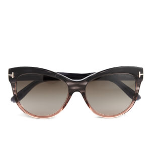 Tom Ford Women's Lily Sunglasses - Brown