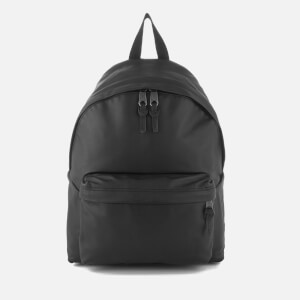 Eastpak Men's Authentic Leather Embossed Padded Pak'r Backpack - Embossed Leather