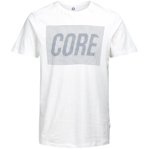 Jack & Jones Men's Core Kevin T-Shirt - White