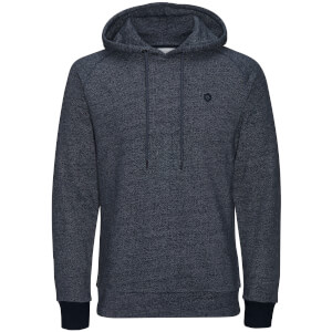 Jack & Jones Core Men's Win Textured Hoody - Sky Captain
