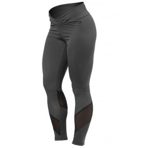 Better Bodies Wrap tights - Dark grey