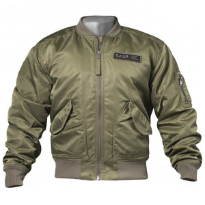 GASP GASP Utility jacket - Wash green