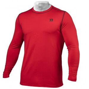 Better Bodies Performance Long Sleeve - Bright red
