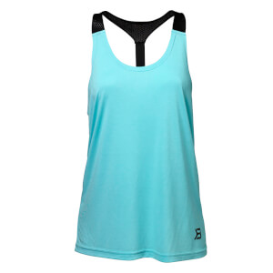 Better Bodies Loose Fit Tank Top - Light Aqua