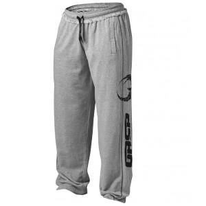 GASP Pro gym pant - Greymelange