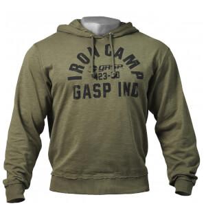 GASP Throwback hoodie - Wash green