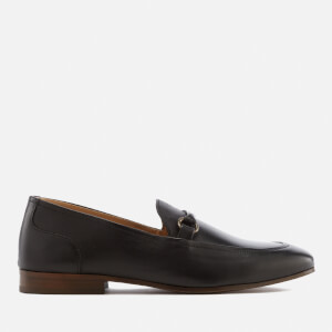 Hudson London Men's Renzo Leather Loafers - Black