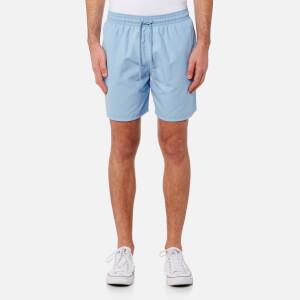 Vilebrequin Men's Moorea Plain Swim Shorts - Sky