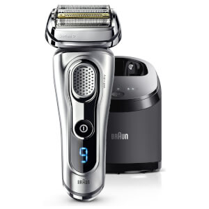 Электробритва Braun Series 9 9290Cc Wet and Dry Electric Shaver