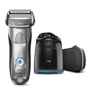 Series 7 Electric Shaver - Clean&Charge Station