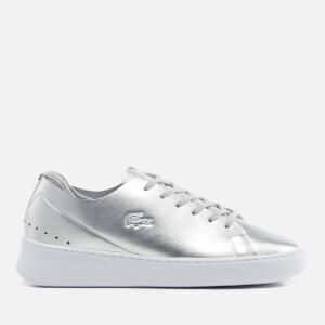 Lacoste Women's Eyyla 317 1 Trainers - Silver
