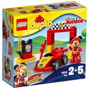 LEGO DUPLO: Mickys Rennwagen (10843)