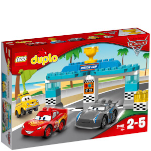 LEGO DUPLO: Cars 3: Piston Cup race (10857)