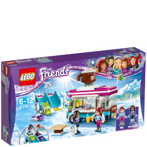 LEGO Friends: Kakaowagen am Wintersportort (41319)