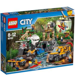 LEGO City: Le site d'exploration de la jungle (60161)