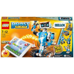 LEGO Boost Creative Toolbox Robot Coding Robotics Kit (17101)
