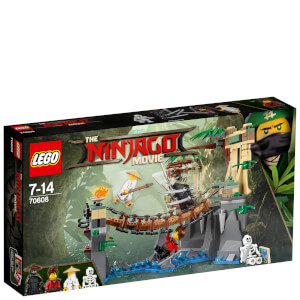 The LEGO Ninjago Movie: Le pont de la jungle (70608)