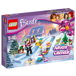 LEGO® Friends Adventskalender (41326)