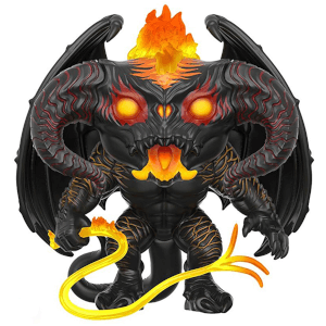Lord Of The Rings Balrog Super Sized Funko Pop! Vinyl