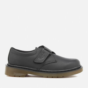 Dr. Martens Kids' Jerry Single Strap Shoes - Black