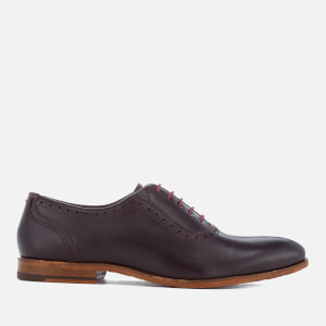Ted Baker Men's Anice Leather Oxford Shoes - Black
