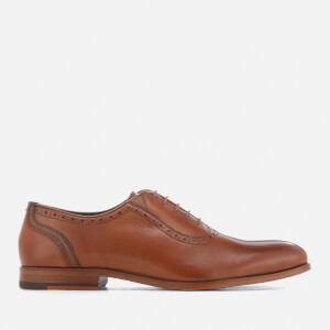 Ted Baker Men's Anice Leather Oxford Shoes - Tan