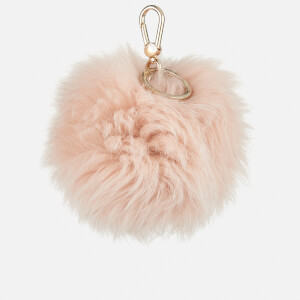 Furla Women's Bubble Keyring - Pink
