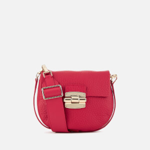 Furla Women's Club Mini Cross Body Bag - Ruby