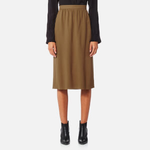 A.P.C. Women's June Skirt - Camel