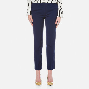 Diane von Furstenberg Women's Cigarette Pants - Midnight