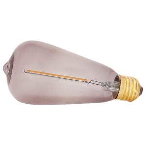 Frama Atelier LED Drop Bulb - Smoke