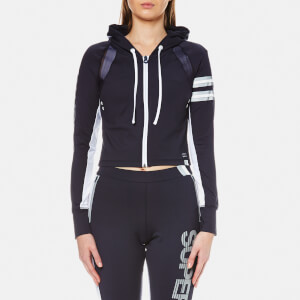 Superdry Women's Super Speed Sport Zip Hoody - Navy