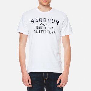 Barbour Men's Barnstaple T-Shirt - White