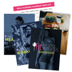 Karina Elle 6 Week Fit Model Fitness Challenge eBook