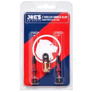 Joe's No Flats 2 Tubeless Presta Valves - 48 mm