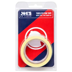 Joe's No Flats Tubeless Yellow Rim Tape - 60m x 25mm