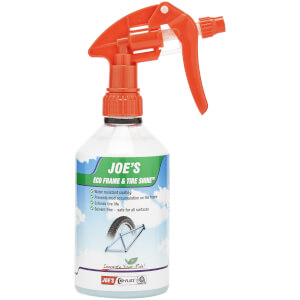 Joe's No Flats Eco Frame and Tire Shine 500ml