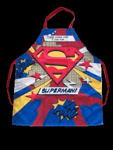 Apron Superman