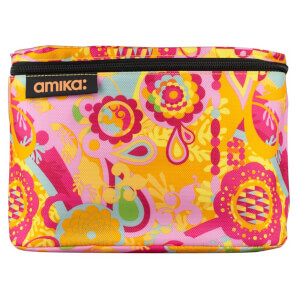 amika Signature Handle Beauty Bag