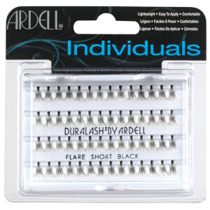 Ardell Flare Individual Lashes Short Black